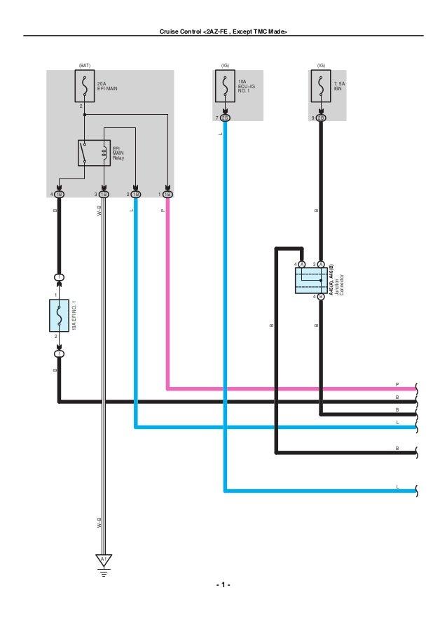 2009 2010 toyota corolla electrical wiring diagrams