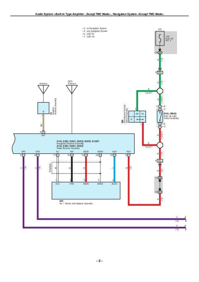 2010 toyota corolla electrical wiring diagrams