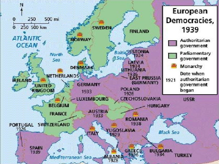 rise of totalitarian governments after world war 1 Totalitarianism in pre-war europe which turned and gave rise to totalitarian governments and aggressive dictators to solve their after world war i.