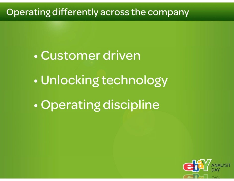 An evolving industry     1    Powering global eCommerce   2    Unmatched advantages   3    Significant opportunity ahead  ...