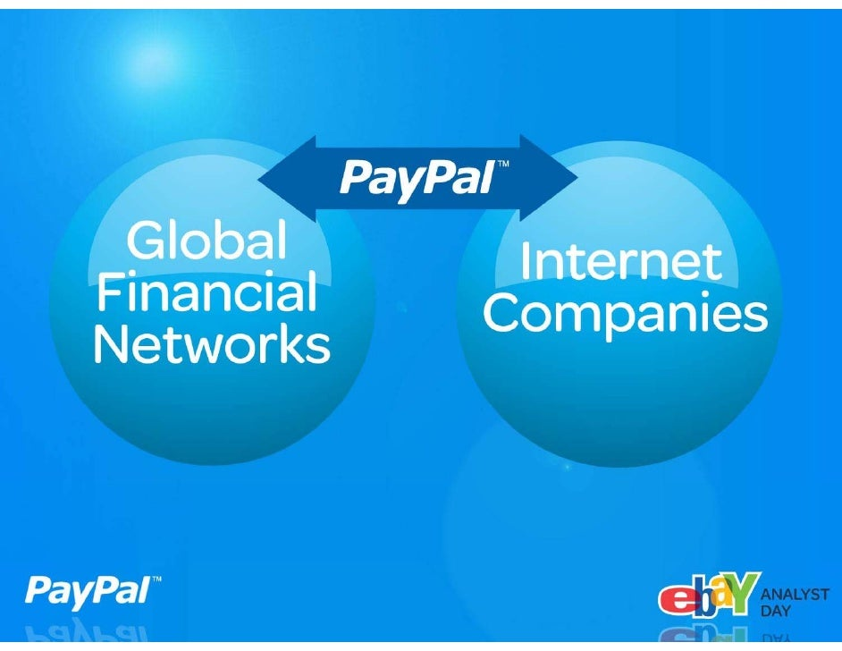 Traditional payment networks are limited                                                29
