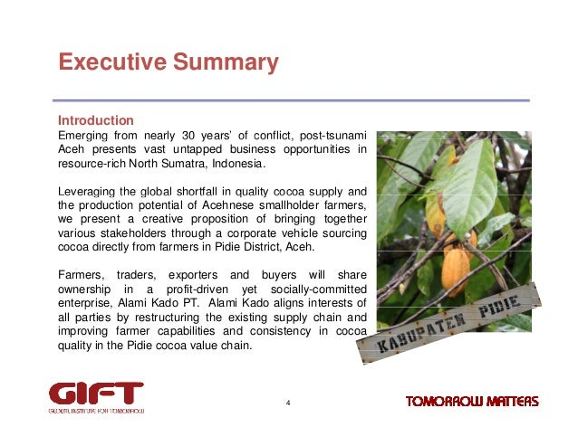 Starting an Oil Palm Plantation – Sample Business Plan Template