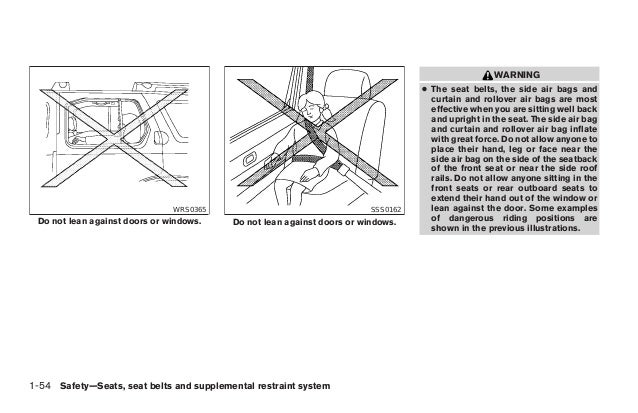 2009 ARMADA OWNER'S MANUAL