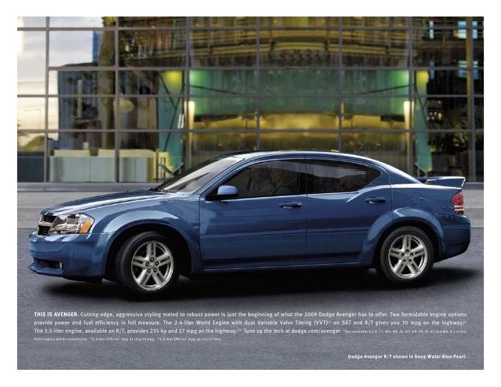 2010 Dodge Avenger Buffalo