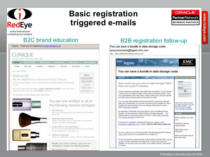 2009 Email Marketing Masterclass Red Eye