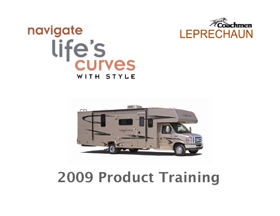 2009 Product Training