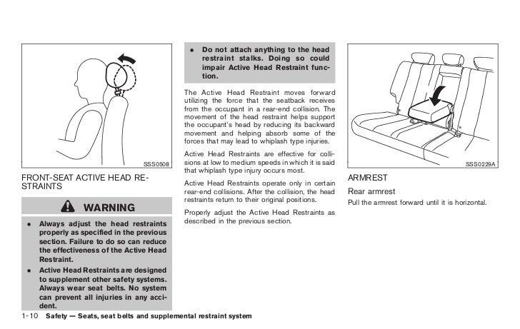 2009 murano owner u0026 39 s manual