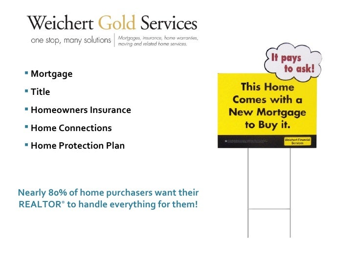 Weichert Home Protection Plan Weichert Home Protection
