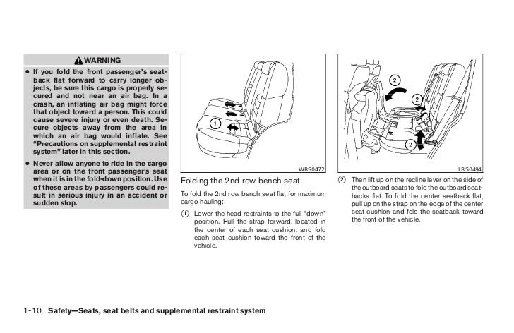 2009 PATHFINDER OWNER'S MANUAL