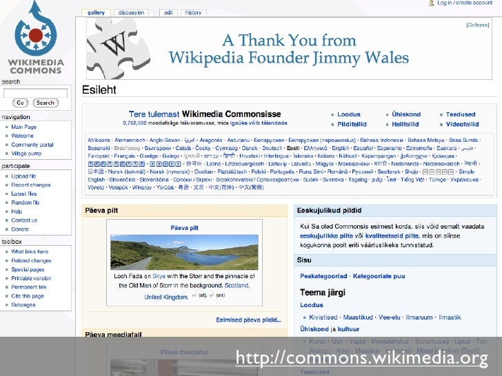 Avatud õppematerjalide kogud  •   MIT OpenCourseWare: http://ocw.mit.edu  •   OERCommons: http://www.oercommons.org  •   L...