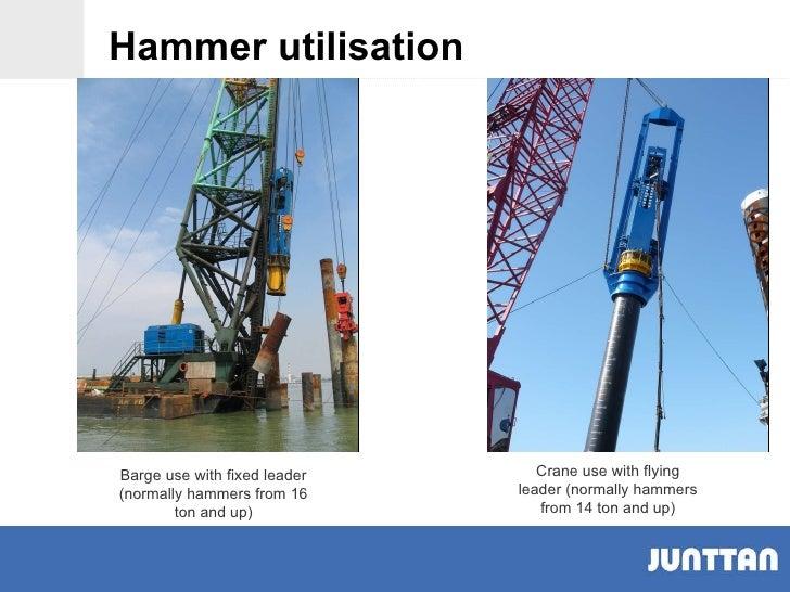 Junttan Hydraulic Hammers