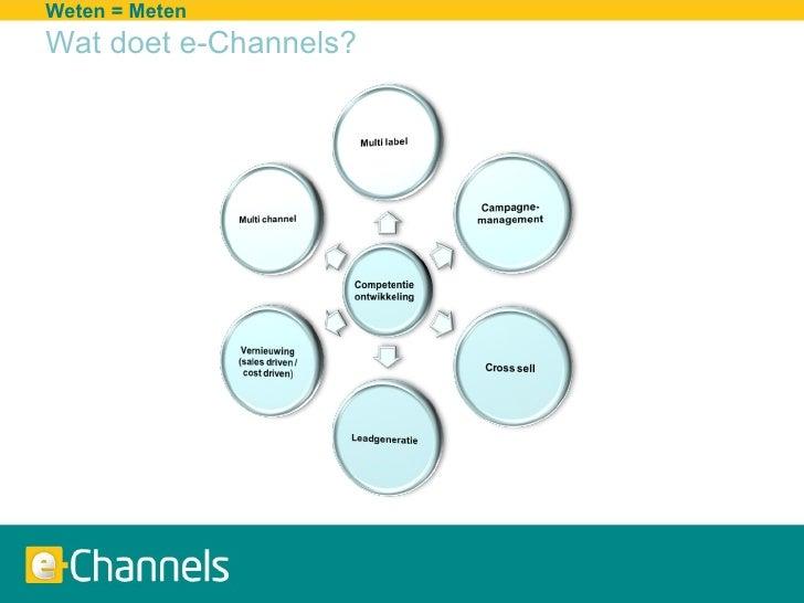 Customer Engagement 2.0 - ABN AMRO e-Channels Slide 3
