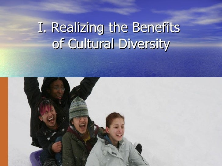 the benefits of cultural diversity in