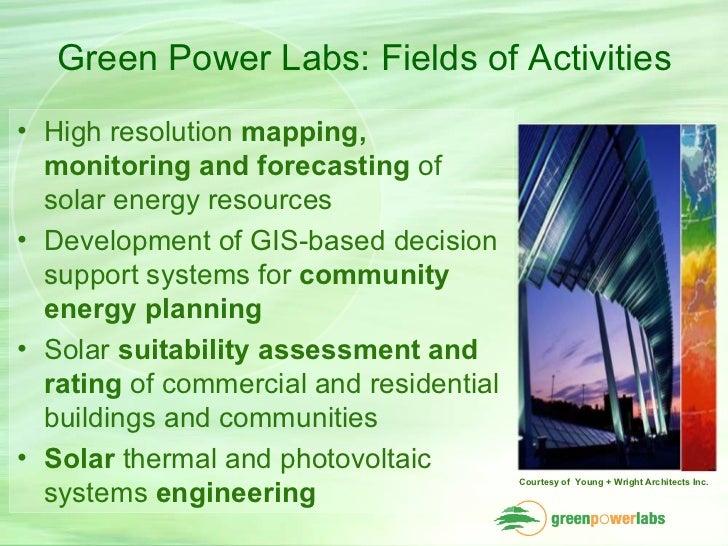 Solar Energy Assessment for Community Energy Planning Slide 3