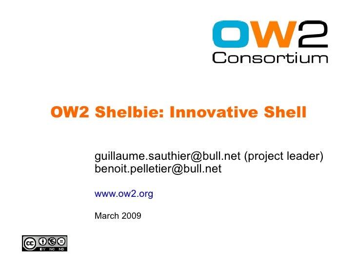OW2 Shelbie TC Presentation