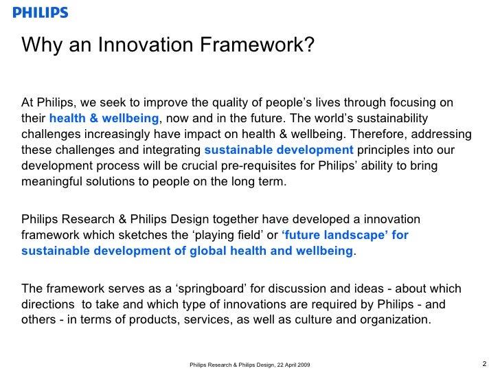 Innovation Framework For Sustainable Development Slide 2