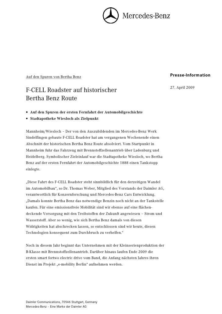 Seite 1                                                                                  Presse-InformationAuf den Spuren ...