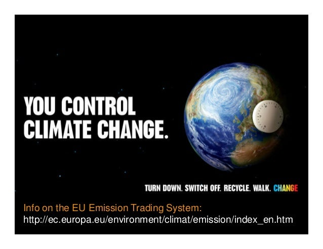 Eu emission trading system directive