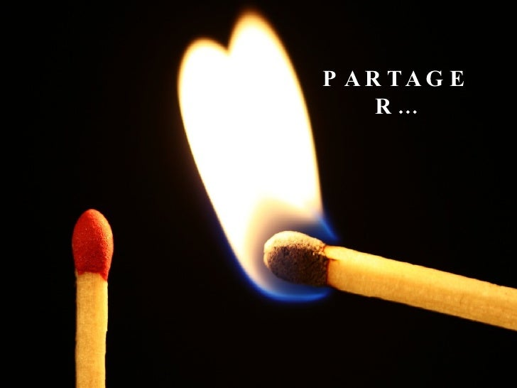 PARTAGER…