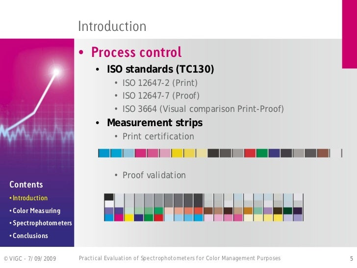 Practical Evaluation Of Spectrophotometers For Color Management Purposes 2009