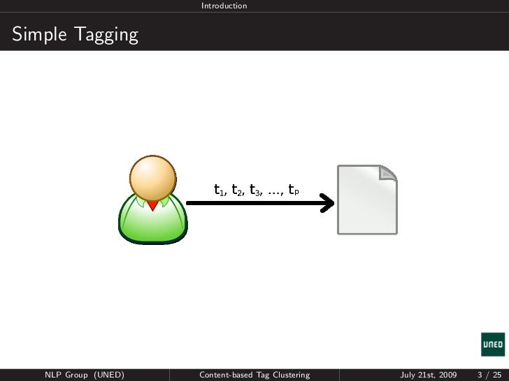 content based video tagging A multimodal approach to automatic geo-tagging of a multimodal approach to automatic geo-tagging of video 52 text-based geo-tagging using spatial variance.