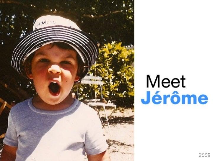 Meet Jerome Amoudruz ? Slide 1