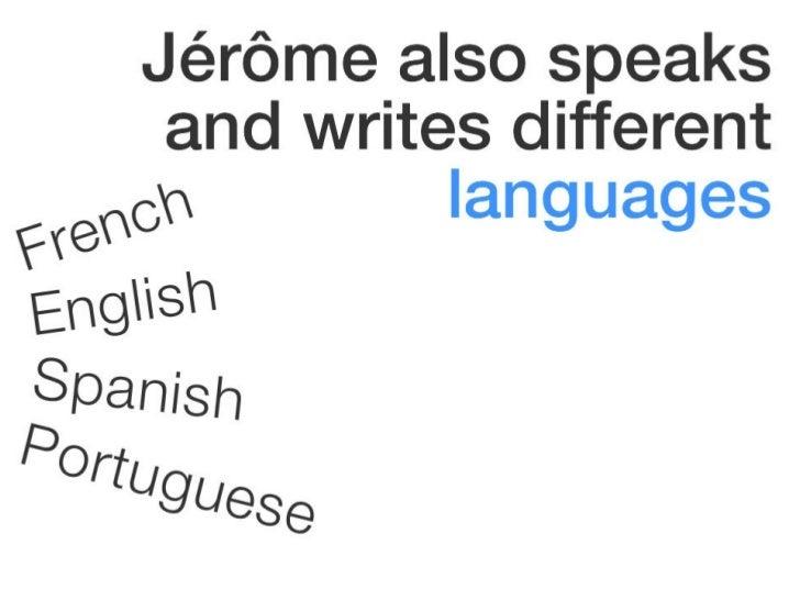 Meet Jerome Amoudruz ?