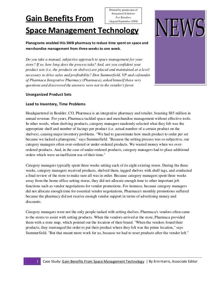 interco case study solutions