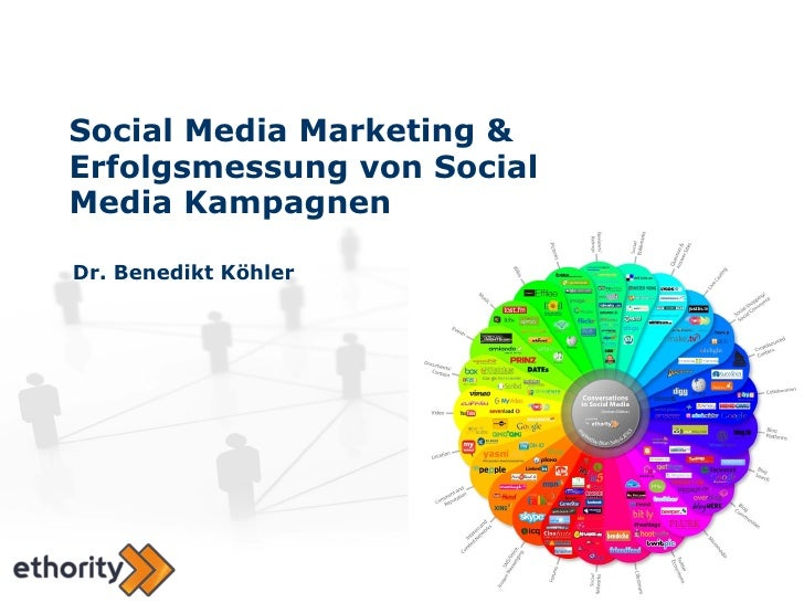 Social Media Marketing & Erfolgsmessung von Social Media Kampagnen Dr. Benedikt Köhler