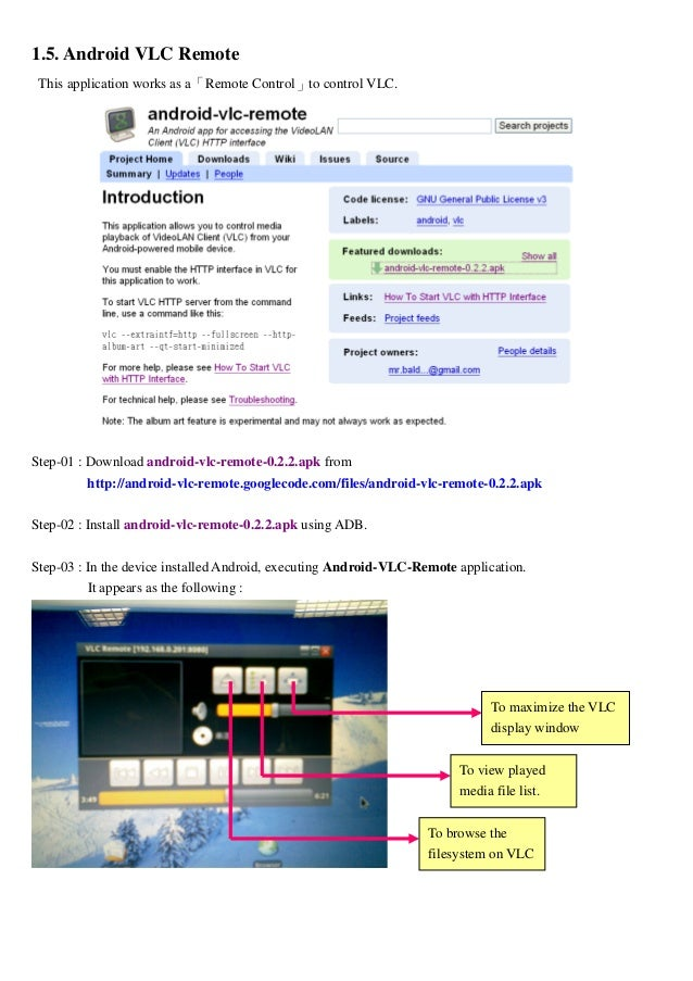 Streaming Media Server Setup Manual