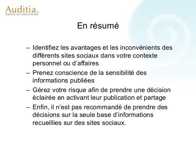 Merci de votre attention      Des questions ?      cReverd@Auditia.ca        514-660-8281            www.Auditia.ca       ...