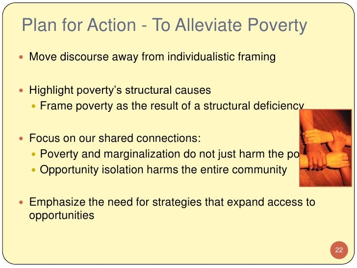 a discussion of the issue of poverty and welfare The politics of poverty and welfare prof each class will focus on a key issue, on which i encourage discussion current poverty and welfare issues in.
