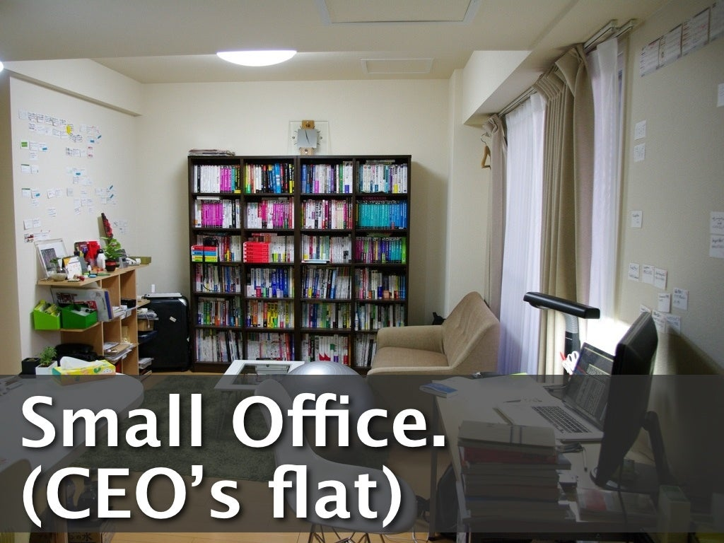 Small Office Ceo S Ϭ'at