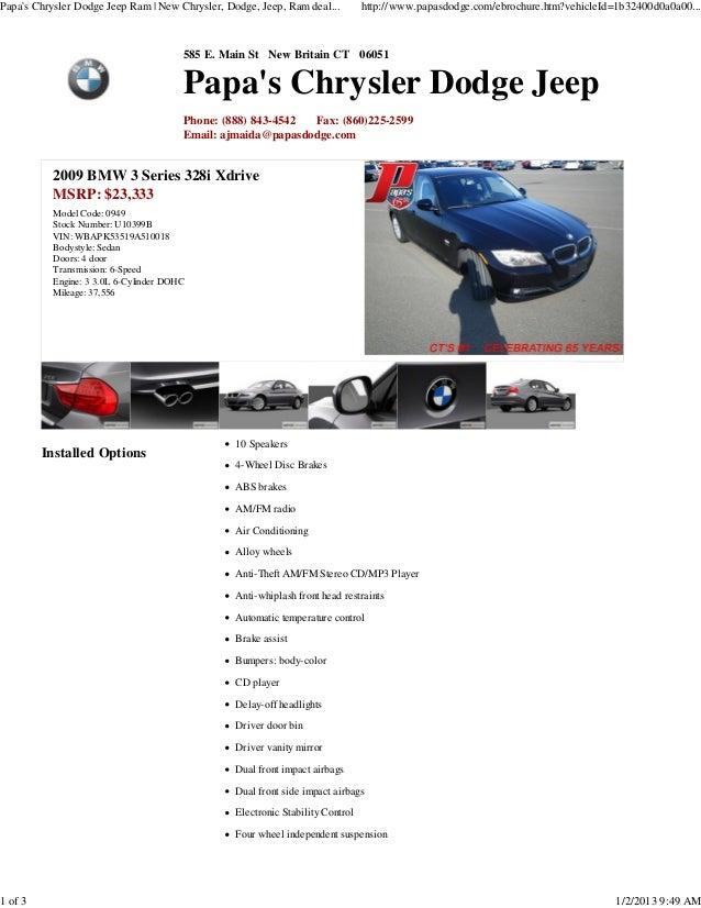 Papas Chrysler Dodge Jeep Ram | New Chrysler, Dodge, Jeep, Ram deal...         http://www.papasdodge.com/ebrochure.htm?veh...