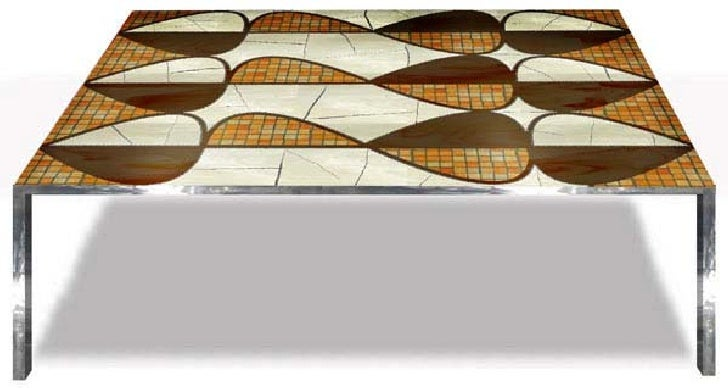 Mosaic Catalogue for architects