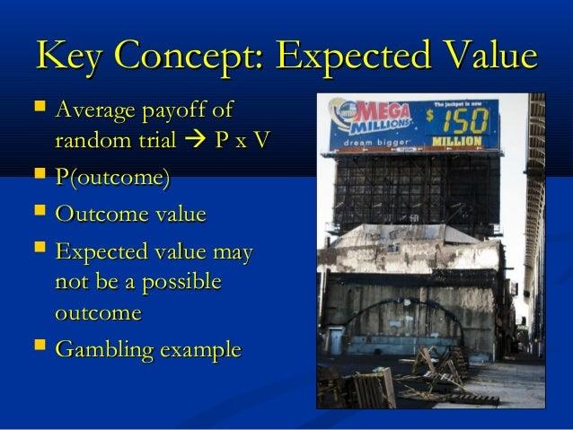 Bayes gambling