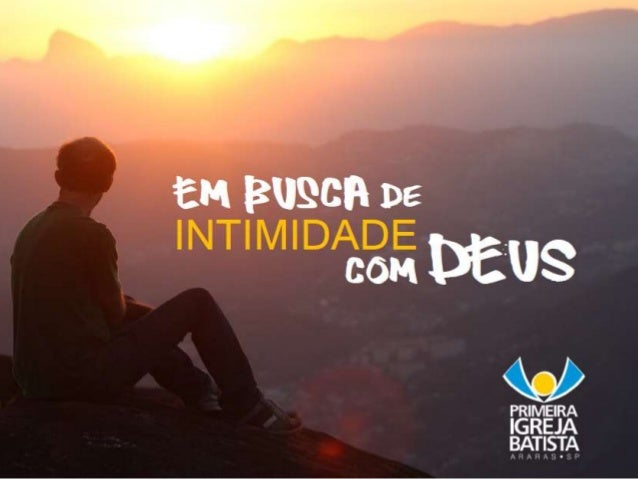 1 Ó Deus, tu és o meu Deus, eu te busco intensamente; a minha alma tem sede de ti! Todo o meu ser anseia por ti, numa terr...