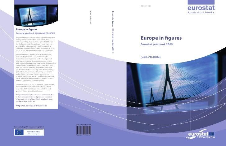 2009 Eurostat Europe In Figures Yearbook 2009