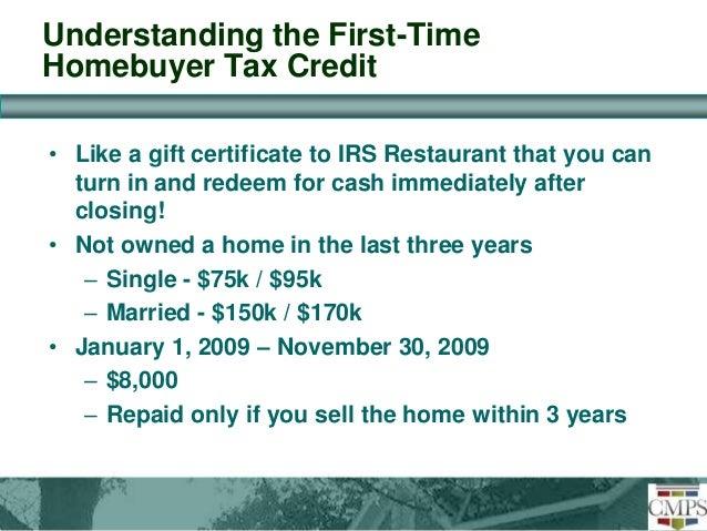 buyer presentation credit