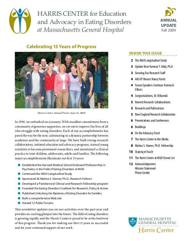 2009 harris center newsletter