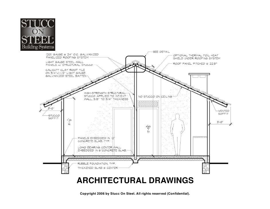 Architectural Drawings Pdf