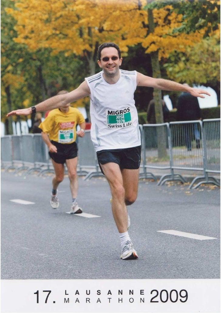 Lausanne Marathon between the lake and verdant hillsides (2009 Edition)