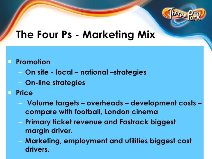 zoo swot analysis and marketing mix Analysis of miami zoo social media sites  miami- dade county, according to  2005 study by morey & associates marketing researchers.