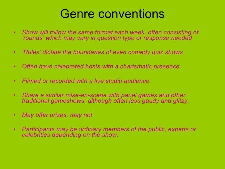 2009 Quiz Shows Slide 3