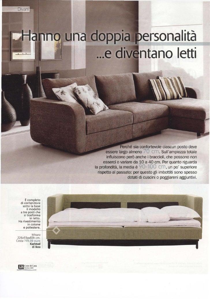 2009 ditre italia divani rassegna stampa - Tappezzare divano ...