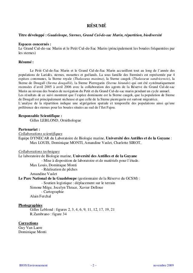 2009 repartition spatio-temporelle_populations_sternes Slide 2
