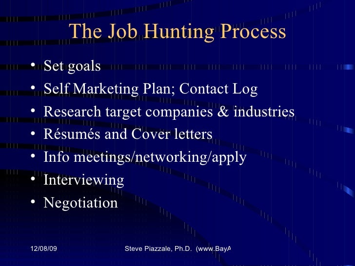 steve piazzale resumes creating a high powered resume