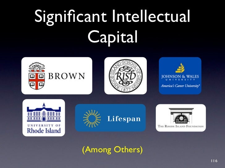 Significant Intellectual Our Mission         Capital The mission of Lifespan is to improve the health status of the people ...