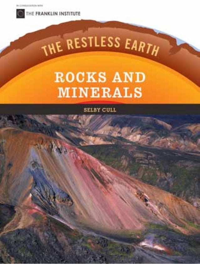 Th  sTless eaRTh Re e Rocks and mineRals