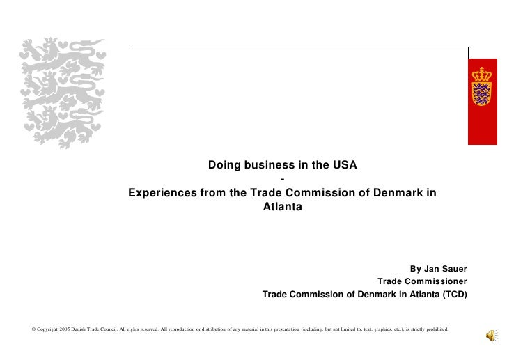 Doing business in the USA                                                                           -                     ...